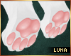 *L Nora's Paws