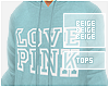 Love Pink ♥ Hoodie l