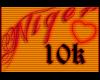 10K // Sticker Payment