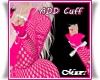 Bimbo CUFF Pink+Nail ADD