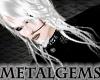 CEM White Gothic Hair