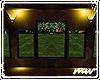 !Dark lit reflect shack
