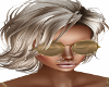 Gold BoHo Sunglasses