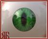 RR Unisex Green Cat Eyes