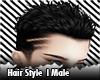 Men's Hair Comb Over