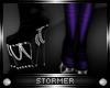 -S- Purple H.B M