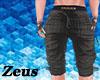 {Zeus} Squared Shorts