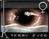 K| Teary Eyes: Brown