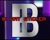 1k Sticker For Art