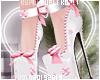 $K Silly Bunny Heels e