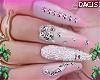 d. babe nails pink