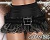 Goth Girl's Skirt