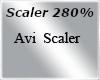 Scaler 280%