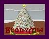 Christmas tree silver