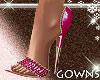 Pink Lady Heels