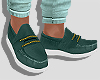 Green shoes-M
