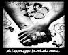 Always hold on
