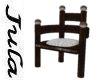 ~Vikings~ Round Chair