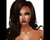 Dark Brown Long curls