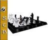 ~ScB~ Chess Board Scene
