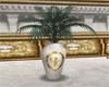 Royalty White Gold Vase