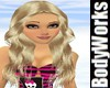 Silky Blonde Hila