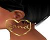 BS-brinco sand dourado