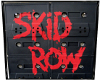 80s Skid Row Poster