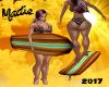 Summer Relax Surf Board
