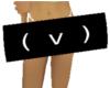 ( v ) censorbar