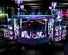 Neon Dj Booth