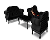 Gothica Couch Set