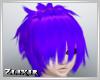 [Zlix]Neon Purple Hair