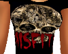 misfits female shirt
