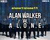 alan walker : alone