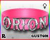☢! Orion Collar Silver