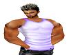 Blue Muscle Shirt