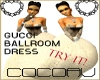 [guccii] ballroom dress