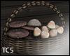 Witch's mushroom basket