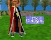 TK-Queen of Hearts Skort