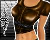 ; Leather vest: Brown
