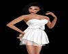 Lil White Cocktail Dress