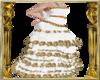 Golden Flower Gown