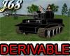 J68 Tiger Tank Derivable