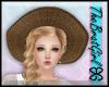 BG Sarah Straw Hat Blue