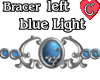 Bracer1 Blue Light LEFT