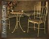 Tuscany Tea Table