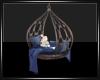 Night Love Swing Bed