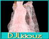 DJL-Shawl Pink Lace