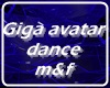 Giga Avatar dance (m&f)